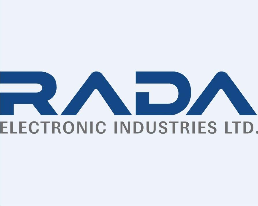 לוגו חברת ראדא. צילום יחצ