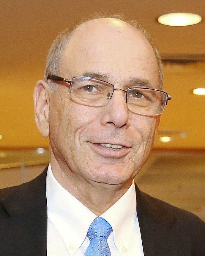 פרופ' רן גינוסר, הטכניון, נשיא רמון ספייס. צילום עצמי