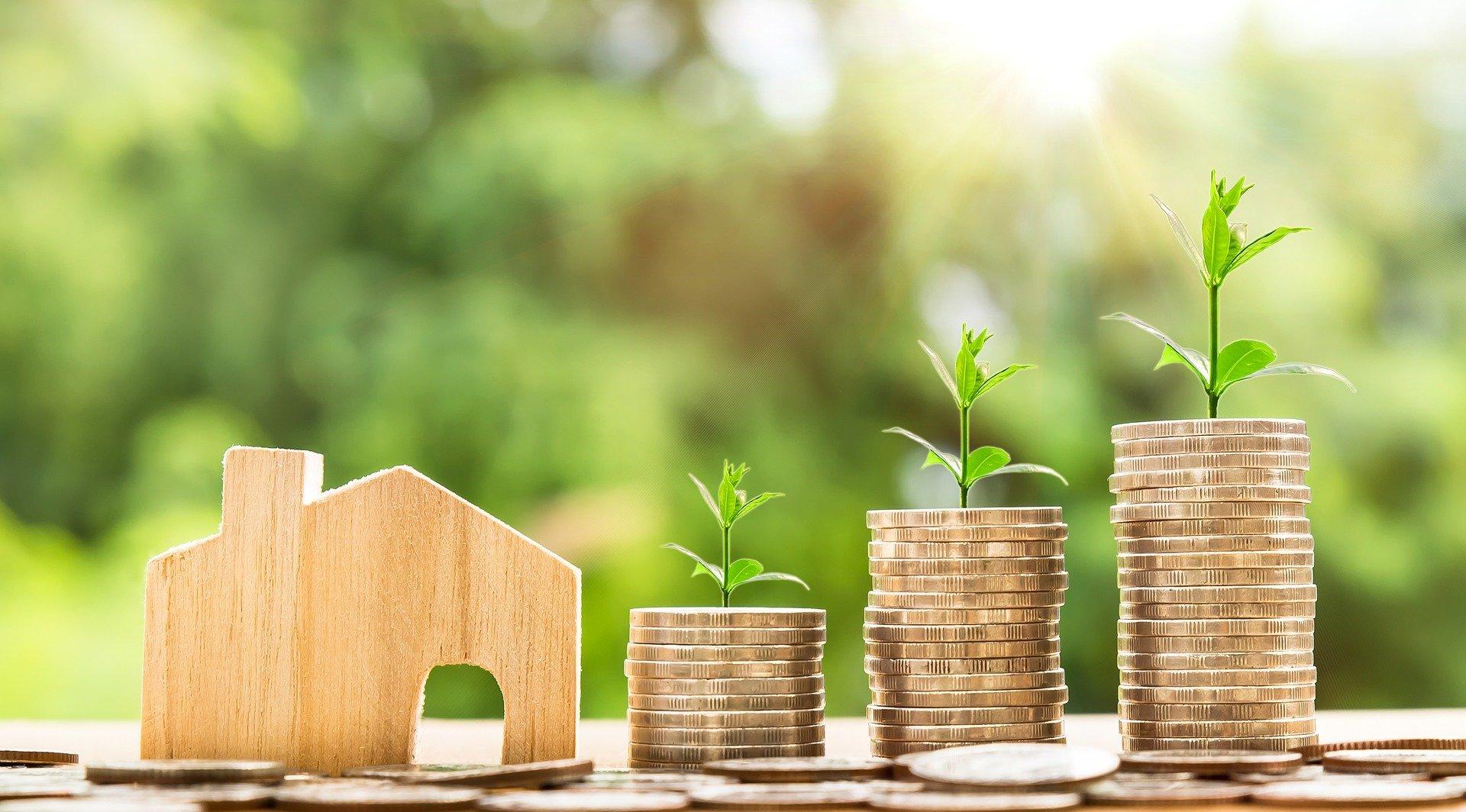 זינוק כלכלי. איור: Image by Nattanan Kanchanaprat from Pixabay