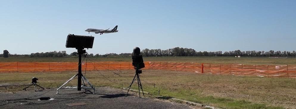 מערכת Drone Guard מגינה על אחד משדות התעופה בעולם. צילום: התעשייה האווירית
