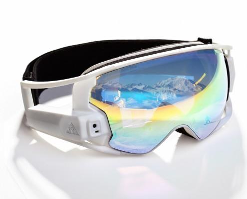 משקפי הסקי החכמים של RIDEON מתוך אתר החברה