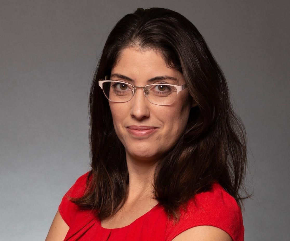 הילה חדד חמלניק, ראש חטיבת החדשנות בנתיבי ישראל. צילום יחצ
