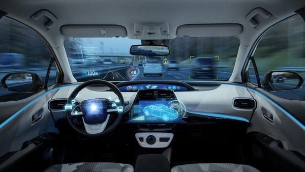 מערכת נהיגה אוטונומית צילום: אתר Mentor