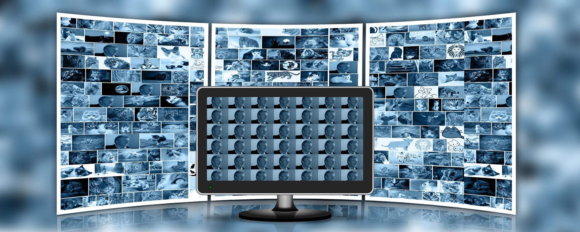 לימוד מכונה בתחום עיבוד התמונה. איור: Image by Gerd Altmann from Pixabay
