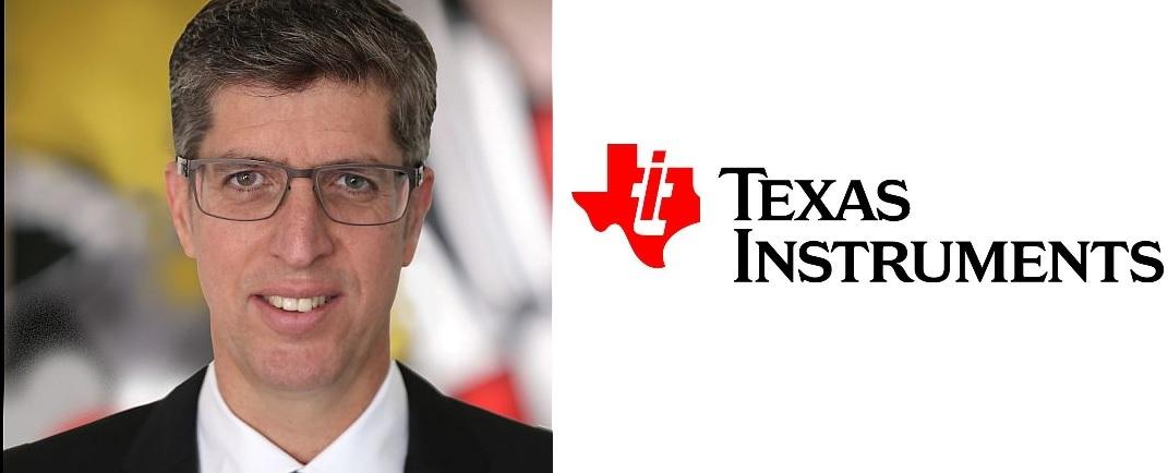 אילן חביב, מנהל התפעול הראשי בטקסס אינסטרומנטס. צילום יחצ