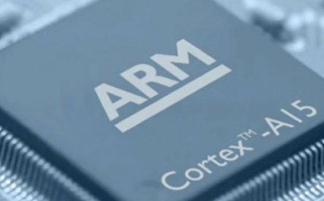 שבב קורטקס A-15 של ARM. צילום יחצ