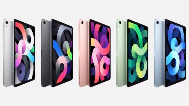 iPad Air 2020. צילום יחצ, אפל.
