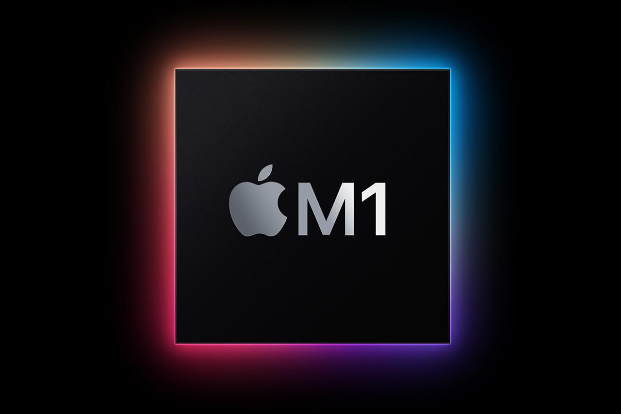שבב M1 של אפל. צילום יחצ
