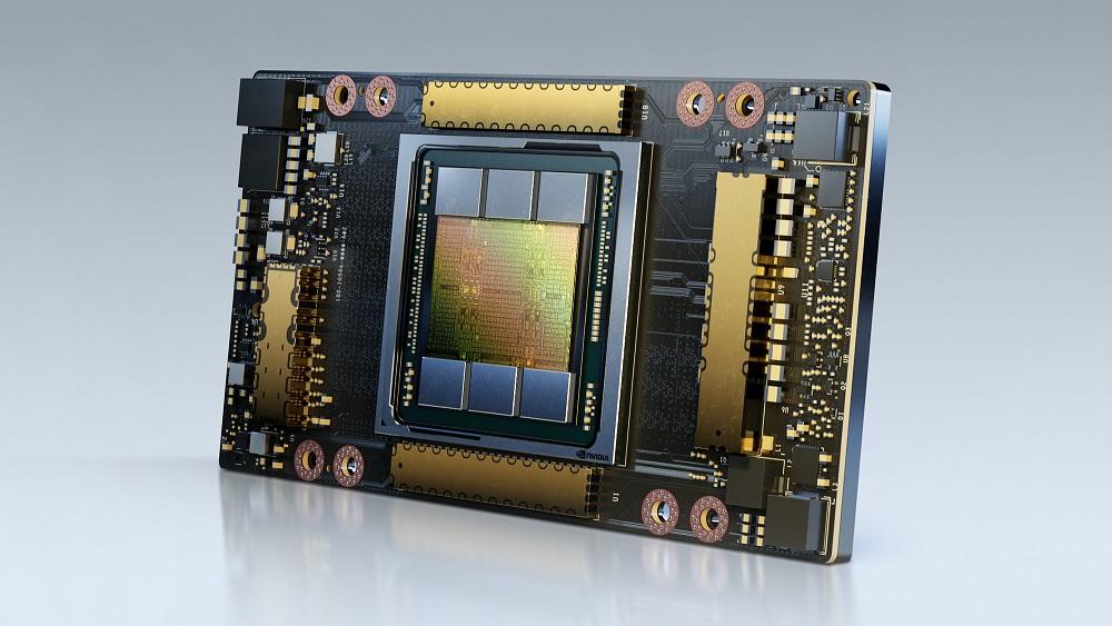 NVIDIA A100 80GB. צילום יחצ