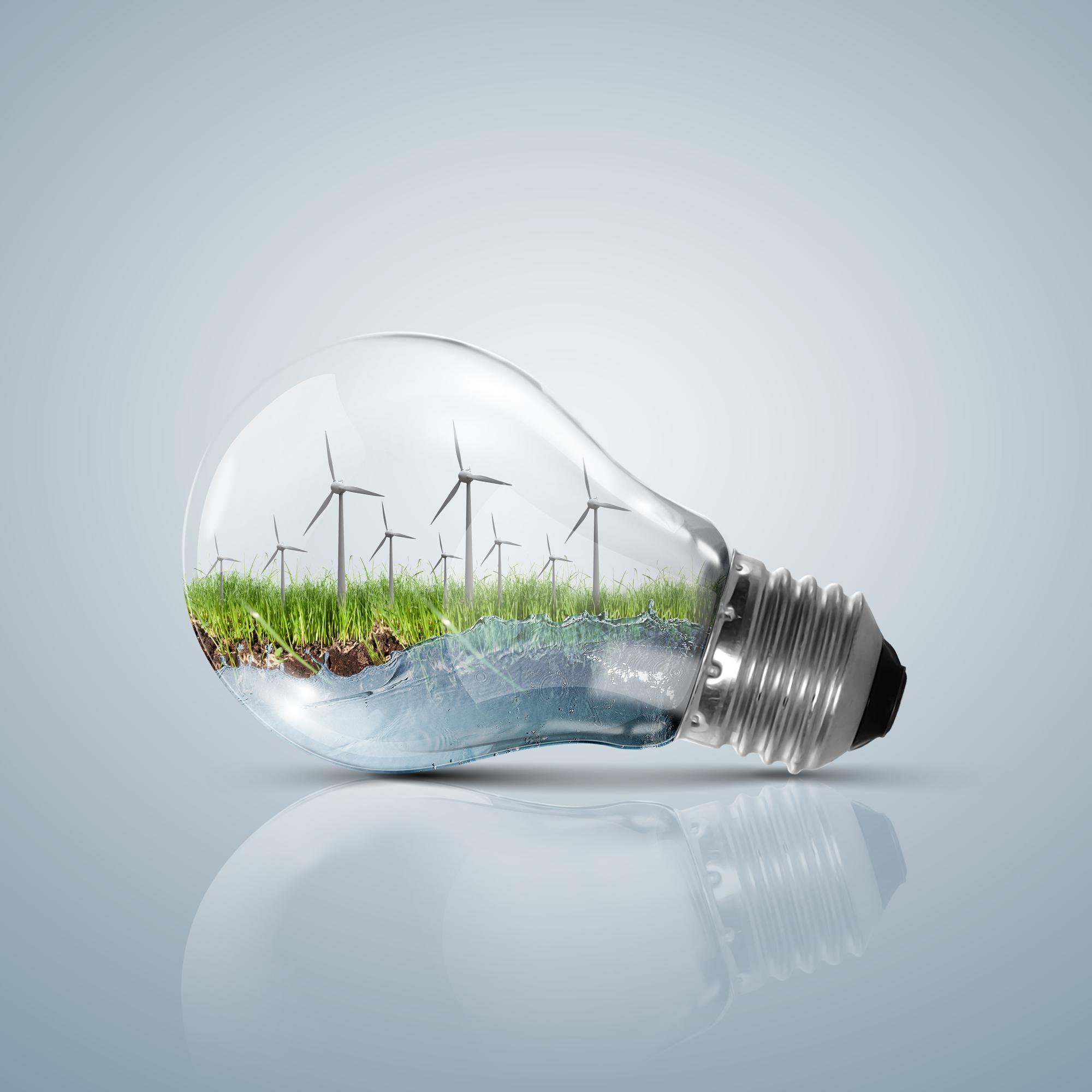 אנרגיה ירוקה. המחשה: depositphotos.com