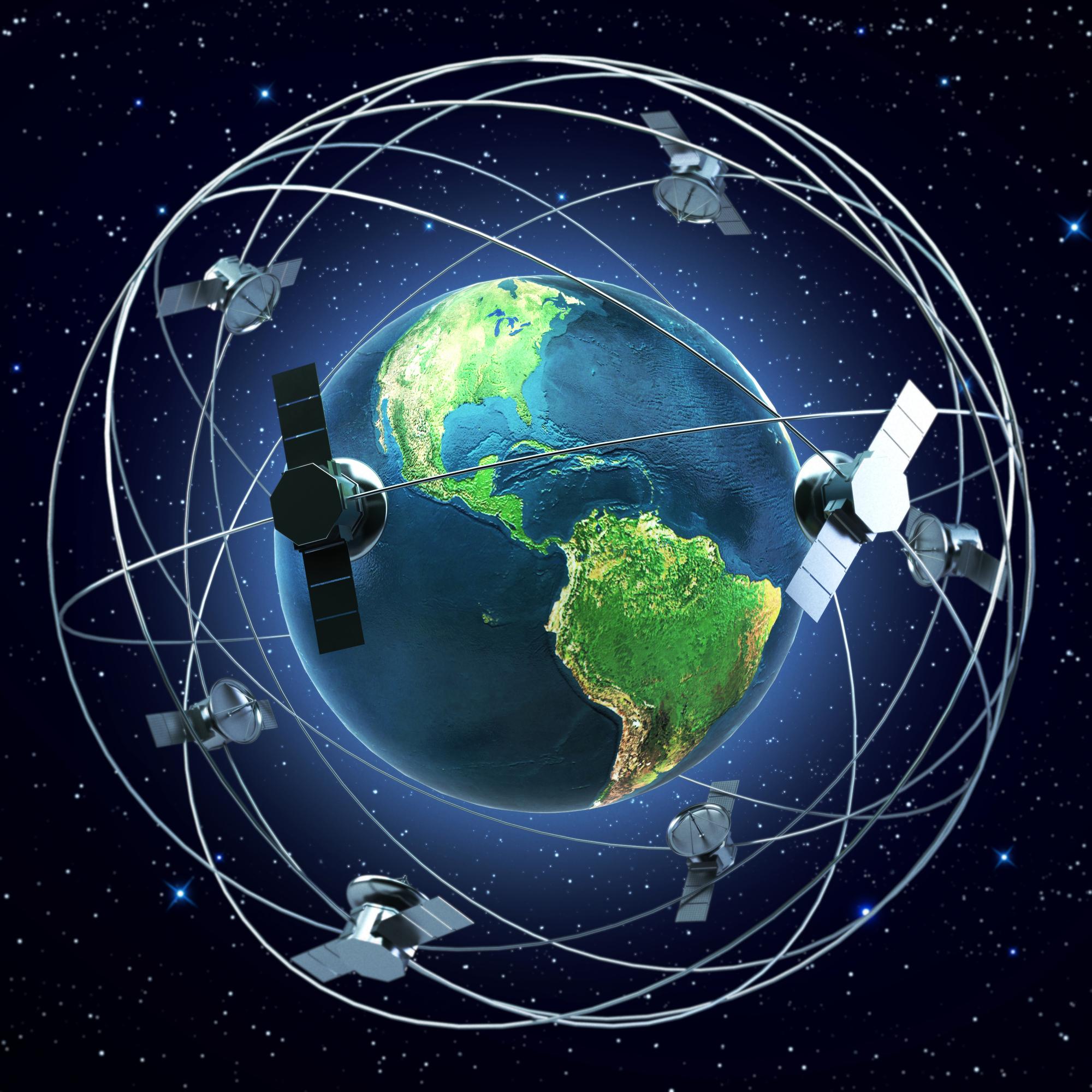 לווייני GPS, כעת יוכלו להיות יותר מדויקים. המחשה: depositphotos.com
