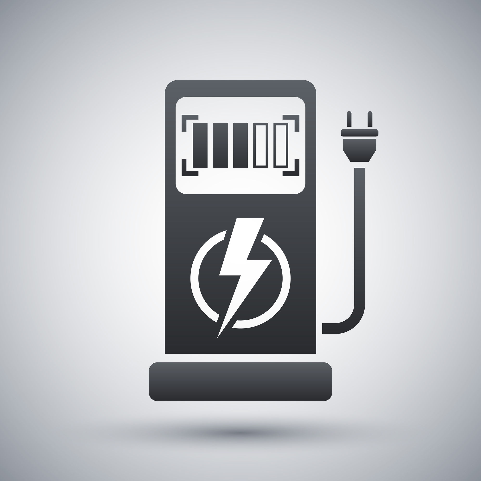 הטענת רכב חשמלי באותה מהירות כמו תדלוק רכב בנזין. המחשה: depositphotos.com