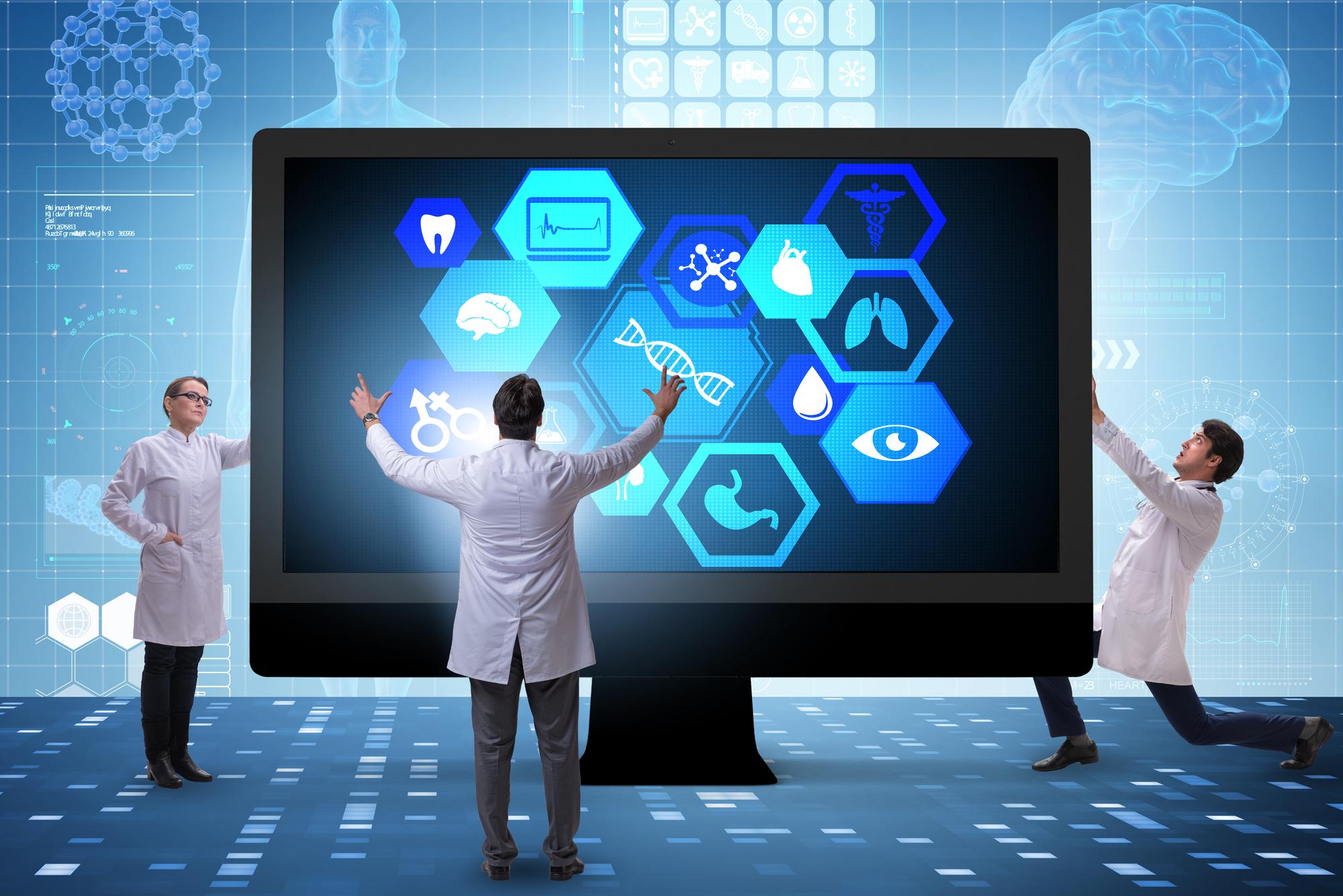 רפואה דיגיטלית אילוסטרציה: depositphotos.com