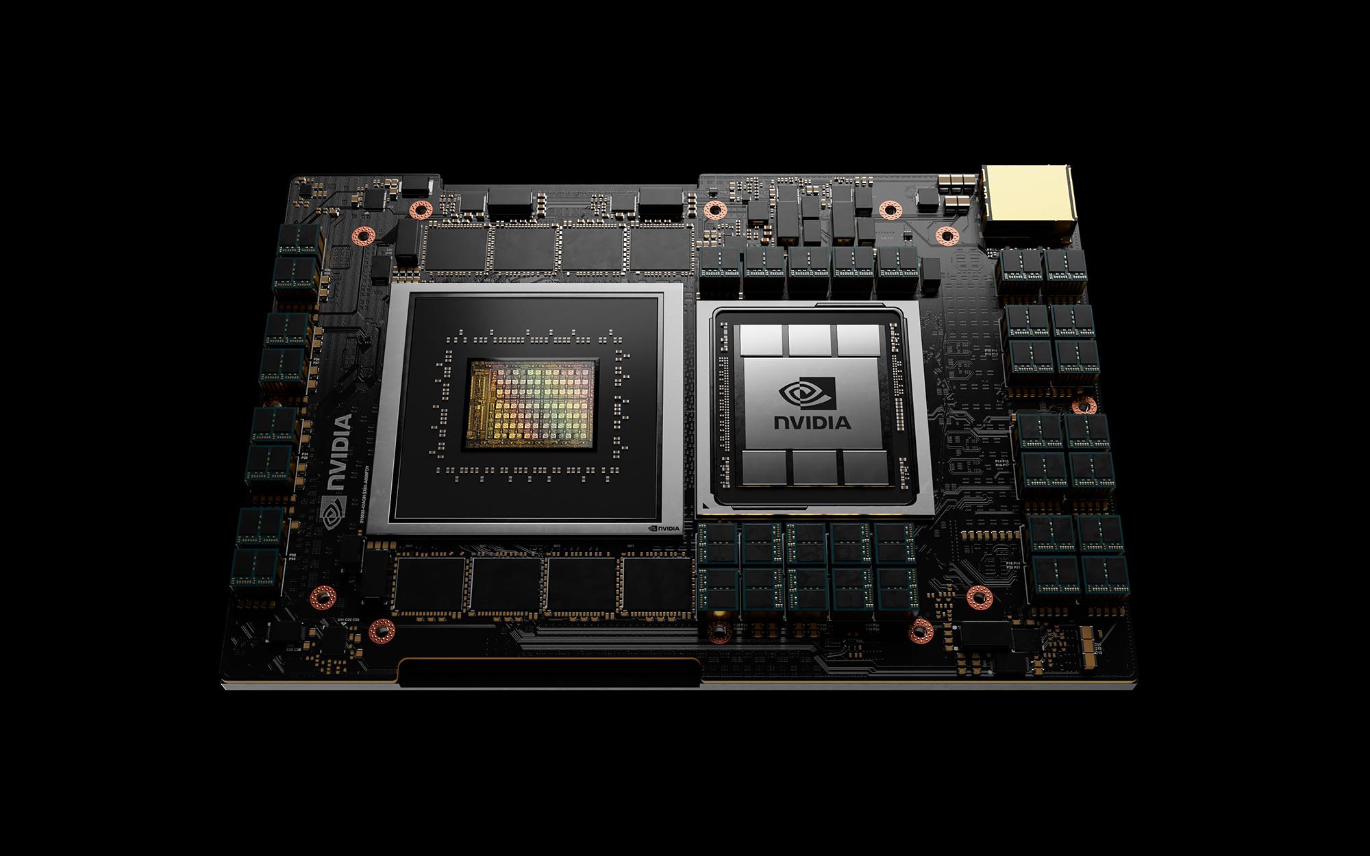 מעבד NVIDIA Grace. ה-CPU הראשון של אנבידיה. צילום יחצ