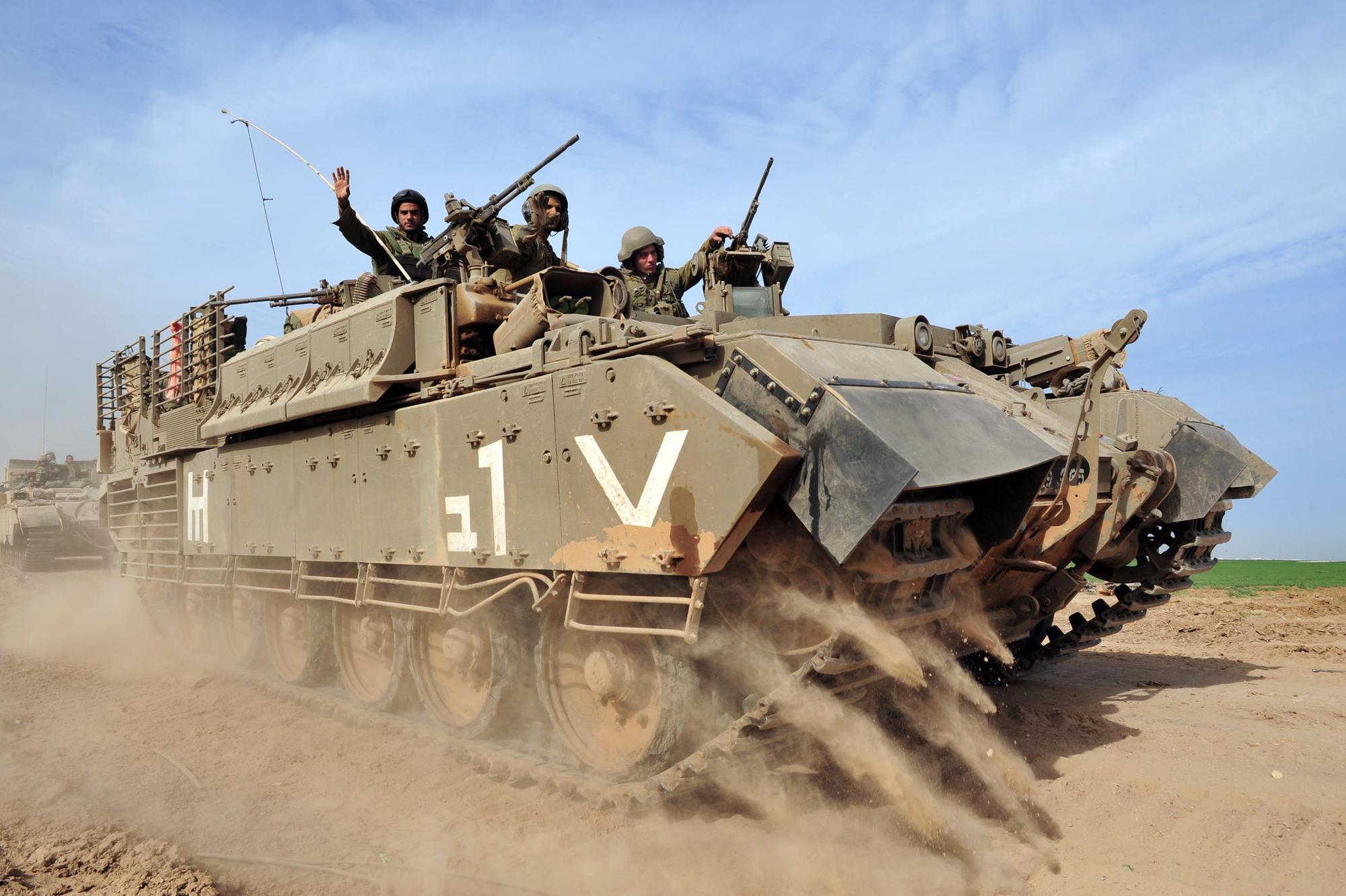 חיילים בנחל עוז, 2009. אילוסטרציה: depositphotos.com