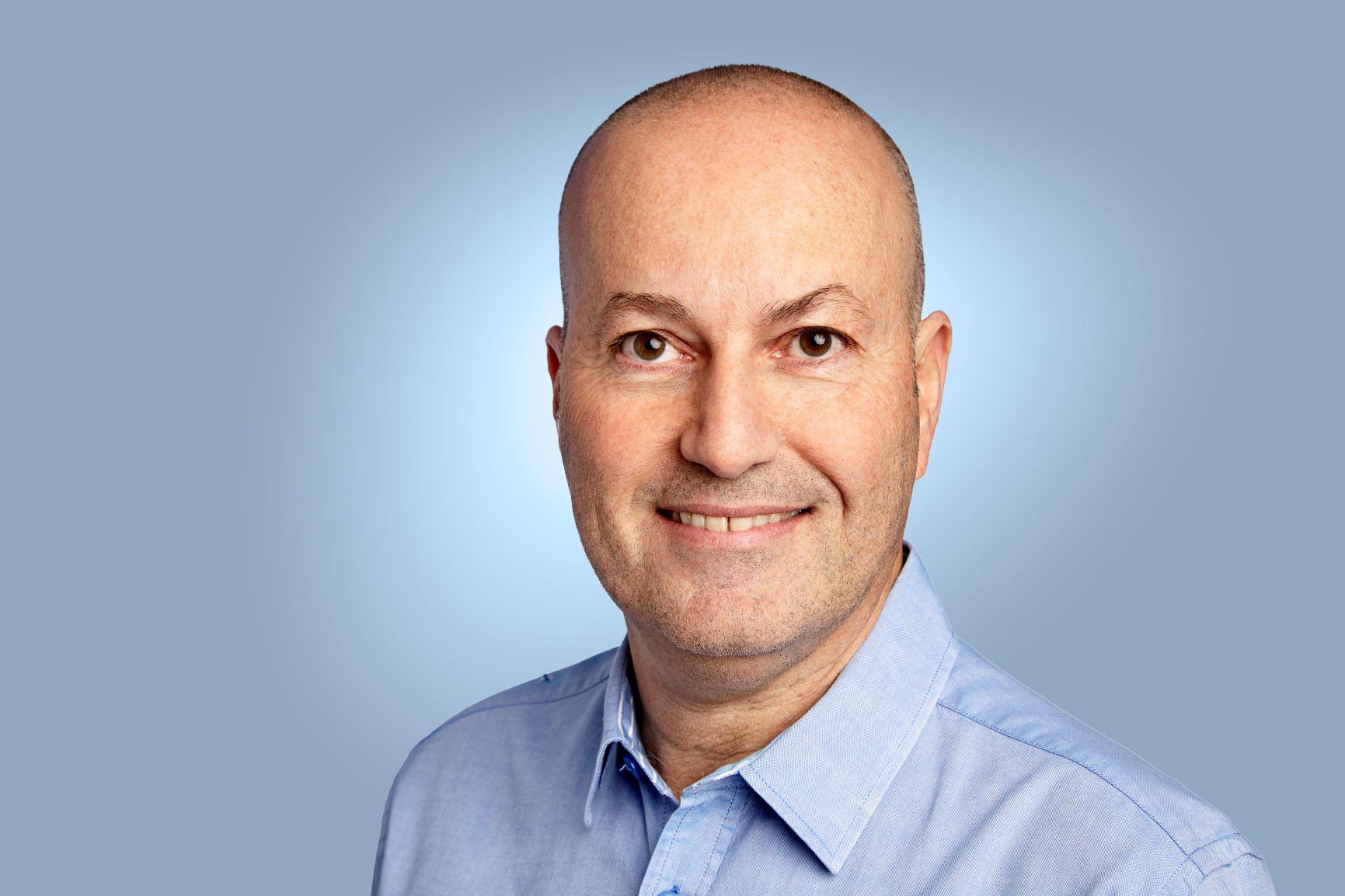 משה שייר, סגן נשיא לשיווק CEVA. צילום יחצ