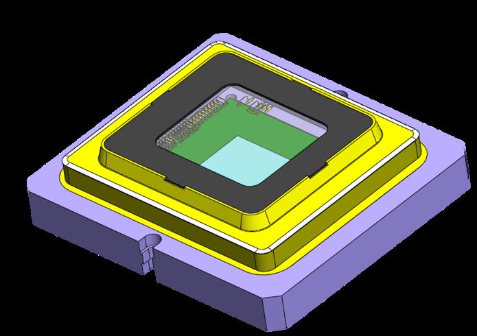 חיישן SWIFT של SCD. צילום יחצ