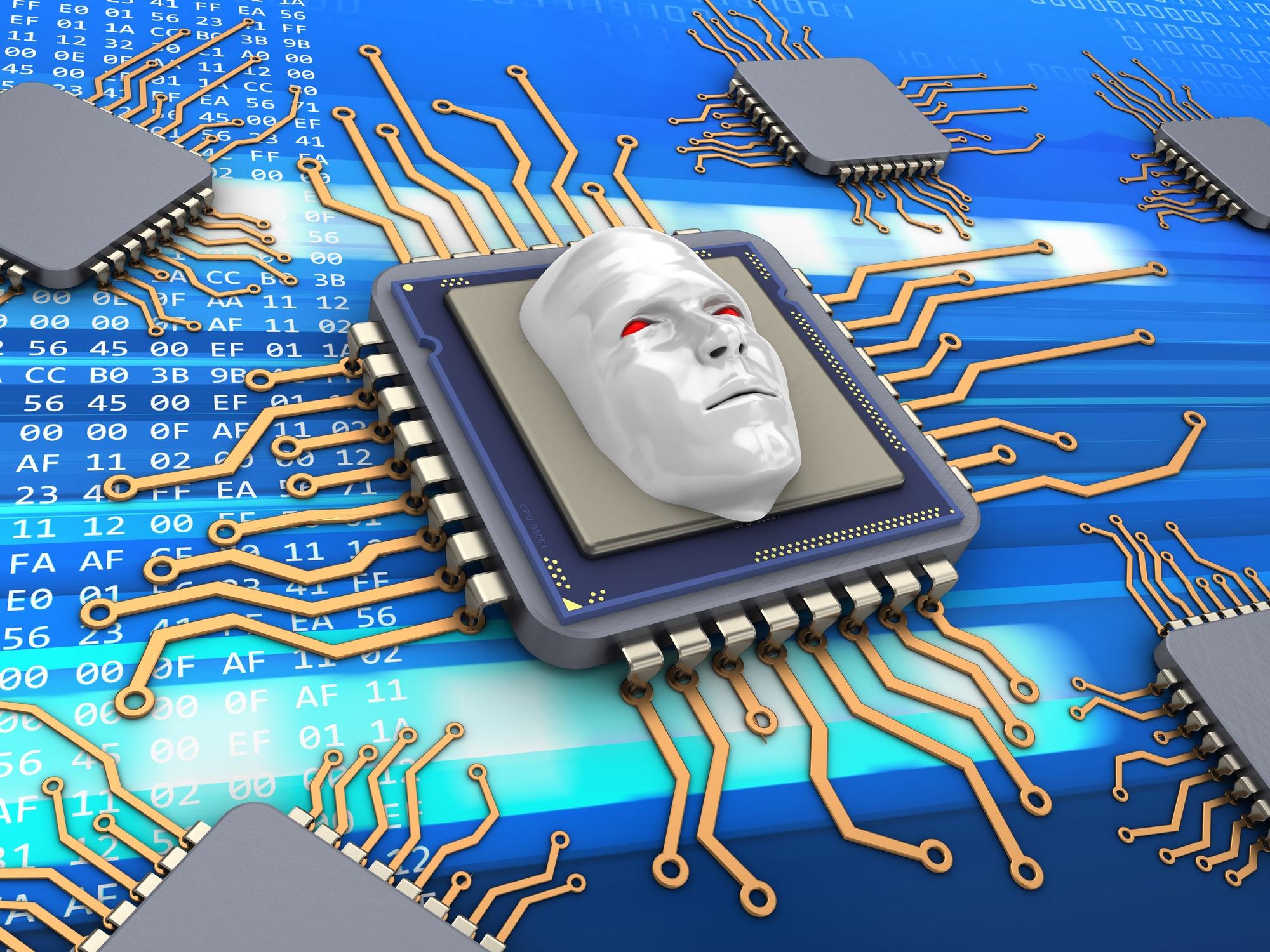 שבב בינה מלאכותית. אילוסטרציה: depositphotos.com