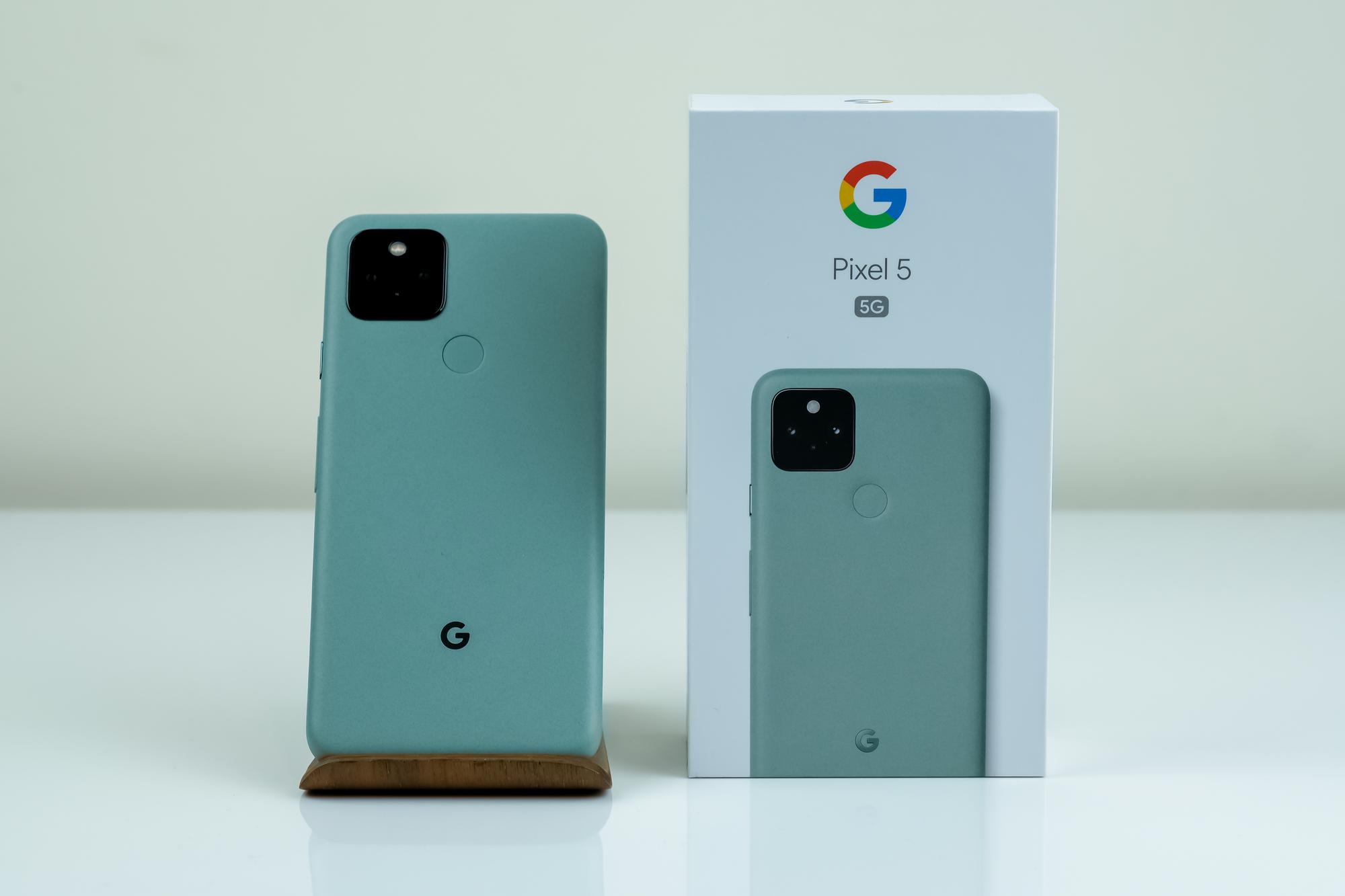 טלפון פיקסל 5 של גוגל. אילוסטרציה: depositphotos.com