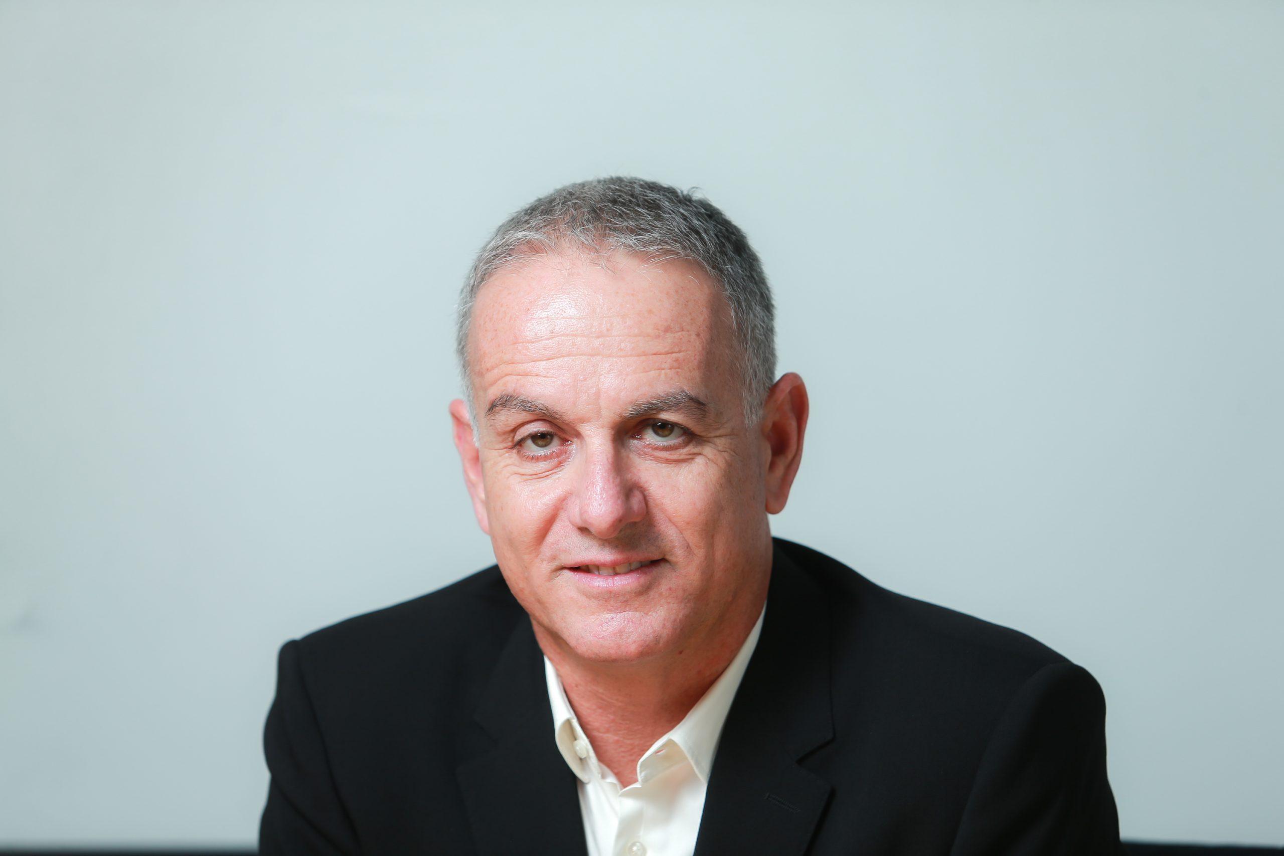 אלון ברמן מנכל אריקסון צילום יחצ